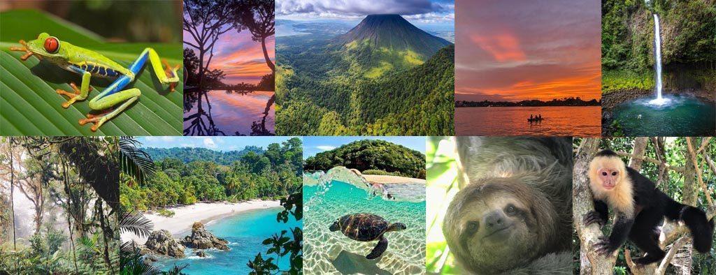 Costa Rica viaje en grupo ruta costa Rica
