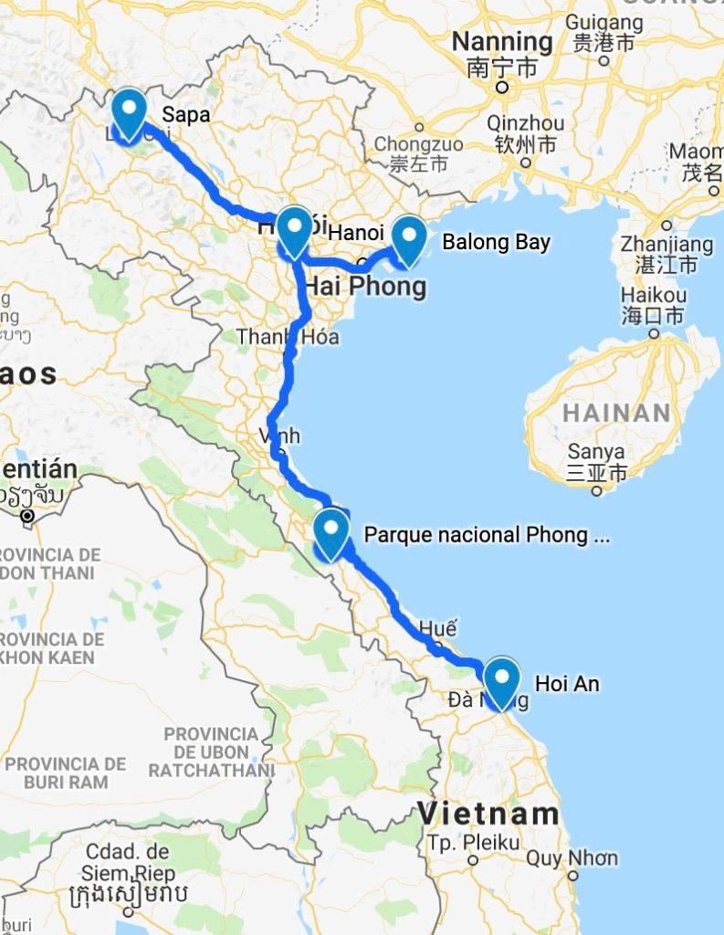 Vietnam, Viajes de Aventura, Viajes Alternativos, Turismo Responsable, Mochilero, Viajar en Grupo, Viajar Sola, viaje en grupo 15 dias