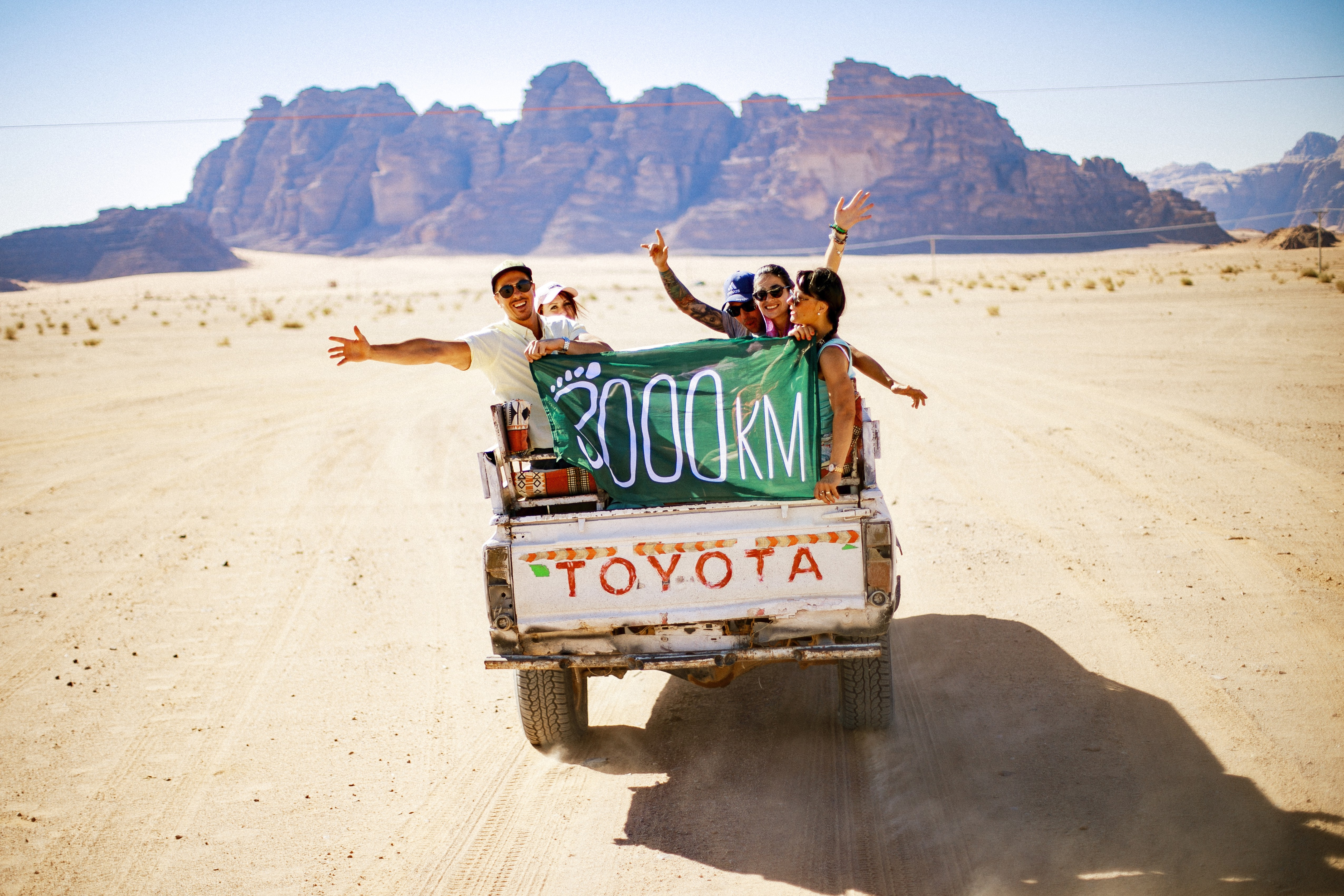 3000KM viaje de aventura