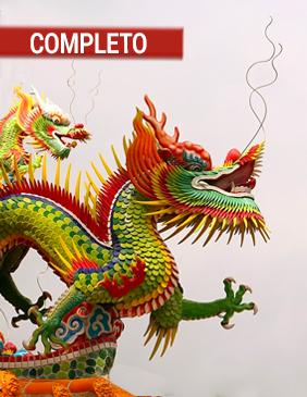 China fin de año viaje completo enero 2020