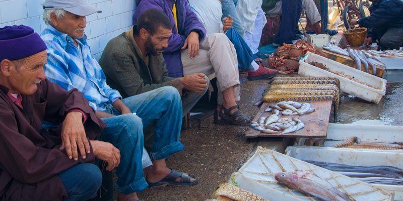 Essaouira, Marruecos (3000km Viaje Aventura Mochilero)
