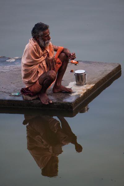Varanasi, India (3000km Viaje Aventura Mochilero)