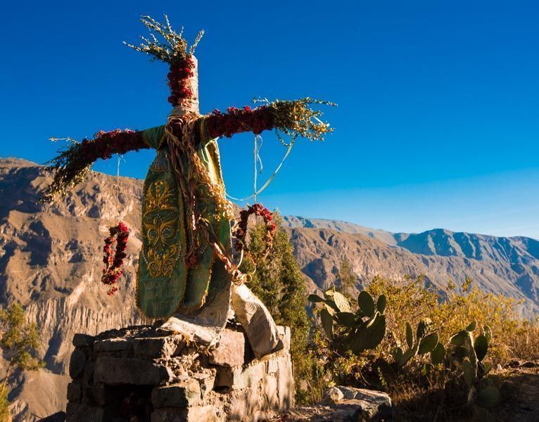 Cañón Colca (3000km Viaje Mochilero Aventura)