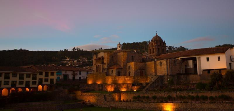 3000km Viaje Aventura Mochilero Perú Cusco Qorikancha