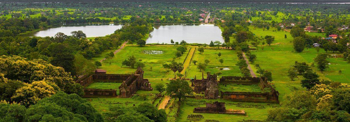 Champasak, Wat Phu, Laos, Asia - 3000km-Viajes-Aventura-Alternativos-Grupo-Mochilero