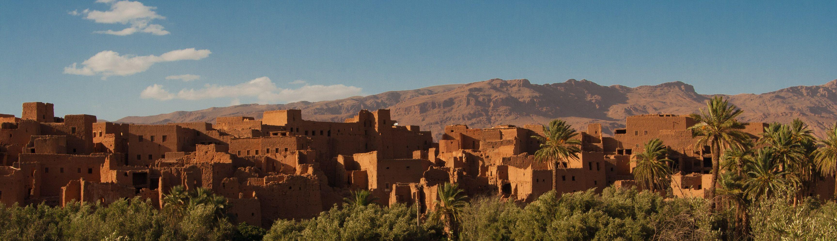 Viajes de Aventura y turismo responsable, en Marruecos.