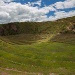 Terraza de las de Moray. (3000km Viajes Aventura)