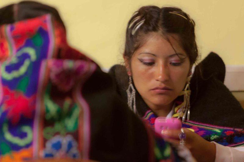 Mujeres de Andahuaylas, Peru, Sudamerica - Viajes de Aventura y Viajes Alternativos y de Turismo Responsable, Mochilero, Grupo, Solo - 3000KM