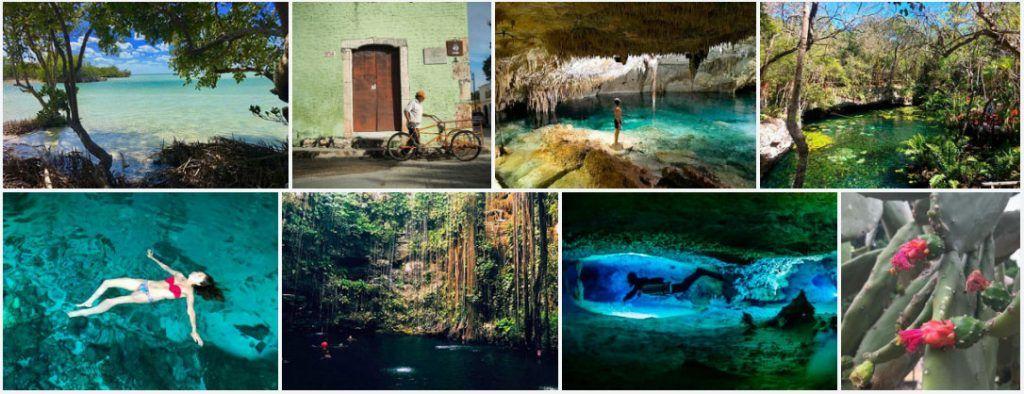 Galería, Yucatan, Mexico, Latinoamerica , Viajes de Aventura, Viajes Alternativos, Turismo Responsable, Mochilero, Viajar en Grupo, Viajar Sola, 3000KM