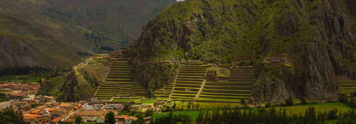 Perú, Ollantaytambo - Viajes de Aventura y Viajes Alternativos y de Turismo Responsable, Mochilero, Grupo, Solo - Sudamerica- 3000KM