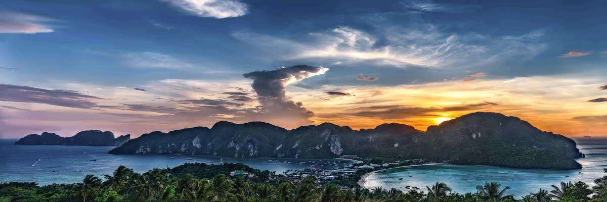 Tailandia, Isla ko phi phi, Asia: Viajes de Aventura, Viajes Alternativos, Turismo Responsable, Mochilero, Viajar en Grupo, Viajar Sola, 3000KM